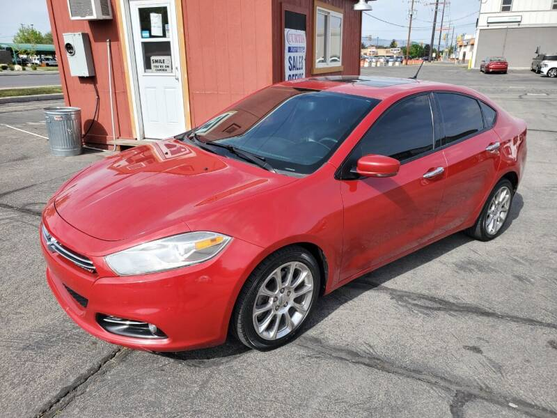 2013 Dodge Dart for sale at Curtis Auto Sales LLC in Orem UT