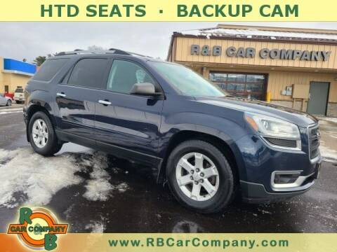 2015 GMC Acadia for sale at R & B Car Company in South Bend IN