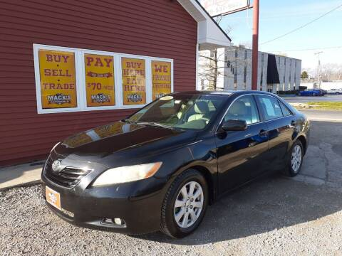 2009 Toyota Camry for sale at Mack's Autoworld in Toledo OH