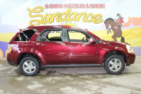2007 Chevrolet Equinox for sale at Sundance Chevrolet in Grand Ledge MI