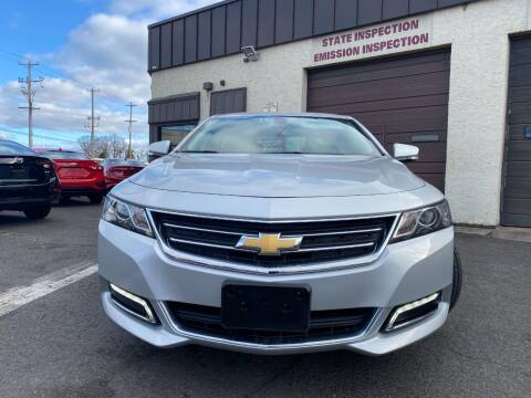 2019 Chevrolet Impala for sale at Luxury Unlimited Auto Sales Inc. in Trevose PA