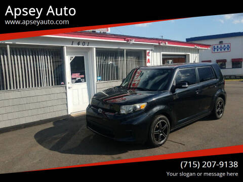 2011 Scion xB for sale at Apsey Auto in Marshfield WI