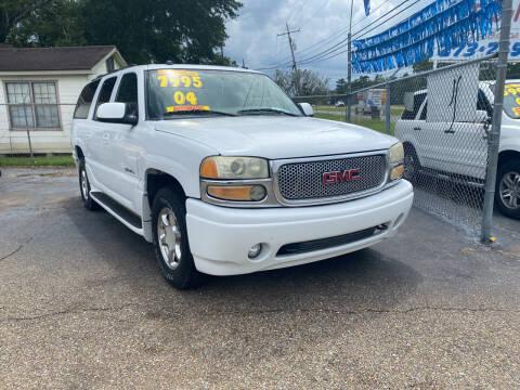 2004 GMC Yukon XL for sale at Port City Auto Sales in Baton Rouge LA