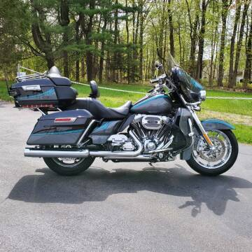2015 Harley-Davidson CVO Ultra Limited for sale at R & R AUTO SALES in Poughkeepsie NY