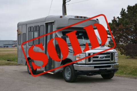 2013 Ford E-Series Chassis for sale at Signature Truck Center - Shuttle Buses in Crystal Lake IL