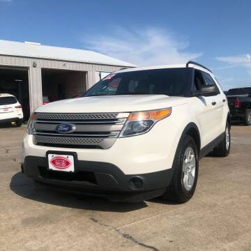 2012 Ford Explorer for sale at UNITED AUTO INC in South Sioux City NE