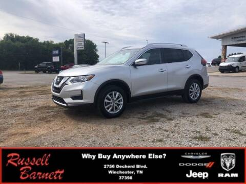 2019 Nissan Rogue for sale at Russell Barnett Chrysler Dodge Jeep Ram in Winchester TN