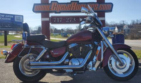 2007 Honda Shadow Sabre 1100 for sale at Haldeman Auto in Lebanon PA