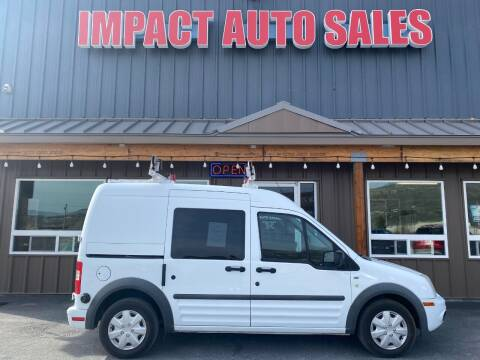 2011 Ford Transit Connect for sale at Impact Auto Sales in Wenatchee WA