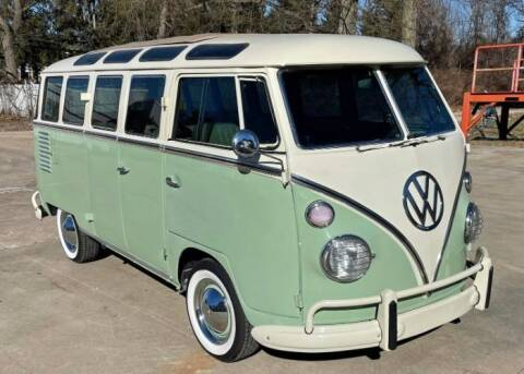 1964 Volkswagen Bus for sale at Classic Car Deals in Cadillac MI