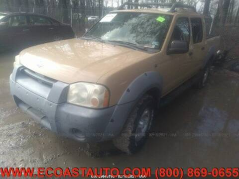 2001 Nissan Frontier for sale at East Coast Auto Source Inc. in Bedford VA