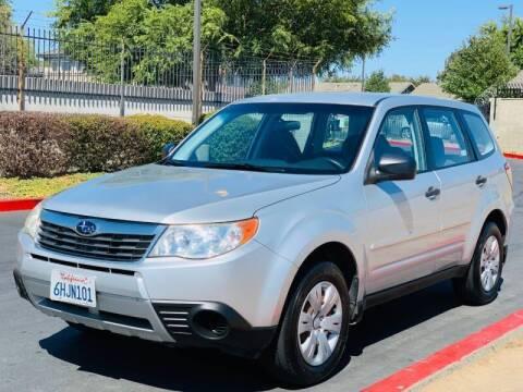 2009 Subaru Forester for sale at United Star Motors in Sacramento CA
