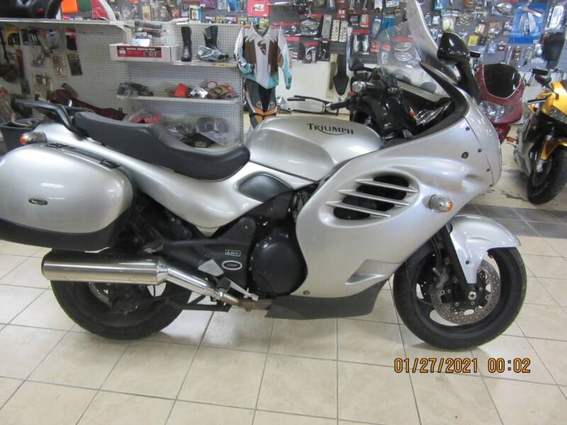 1999 Triumph 1200 for sale at Trinity Cycles in Burlington NC