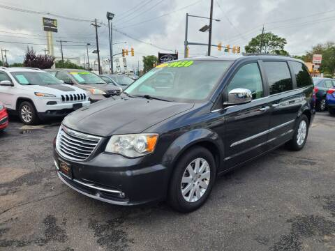 2012 Chrysler Town and Country for sale at Costas Auto Gallery in Rahway NJ