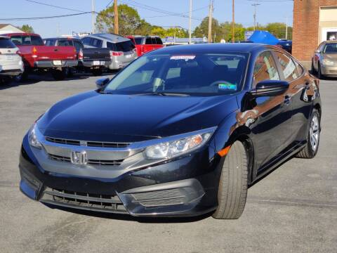 2018 Honda Civic for sale at Clear Choice Auto Sales in Mechanicsburg PA