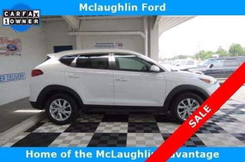 2019 Hyundai Tucson for sale at McLaughlin Ford in Sumter SC