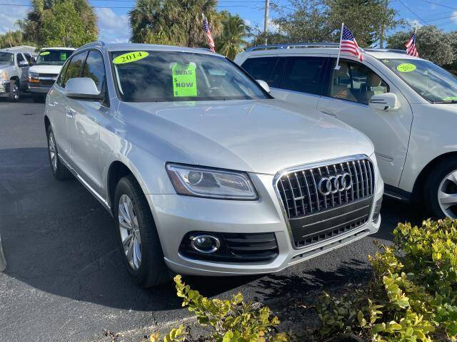 2014 Audi Q5 for sale at Mike Auto Sales in West Palm Beach FL