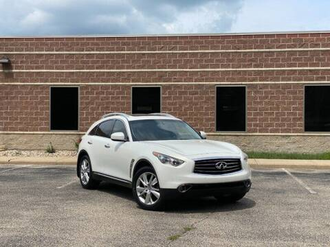 2013 Infiniti FX37 for sale at A To Z Autosports LLC in Madison WI