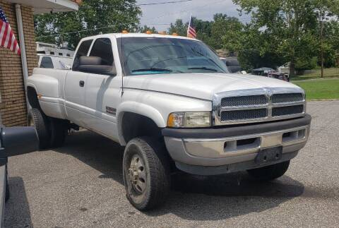 1997 Dodge Ram Pickup 3500 for sale at A.C. Greenwich Auto Brokers LLC. in Gibbstown NJ