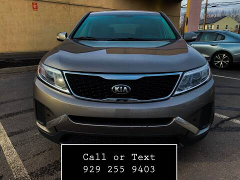 2015 Kia Sorento for sale at Ultimate Motors in Port Monmouth NJ