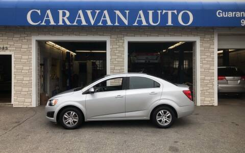 2013 Chevrolet Sonic for sale at Caravan Auto in Cranston RI