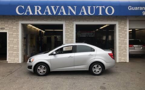 2013 Chevrolet Sonic for sale at Caravan Auto in Cranston RI