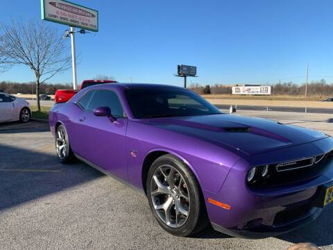 2016 Dodge Challenger for sale at Revolution Motors LLC in Wentzville MO