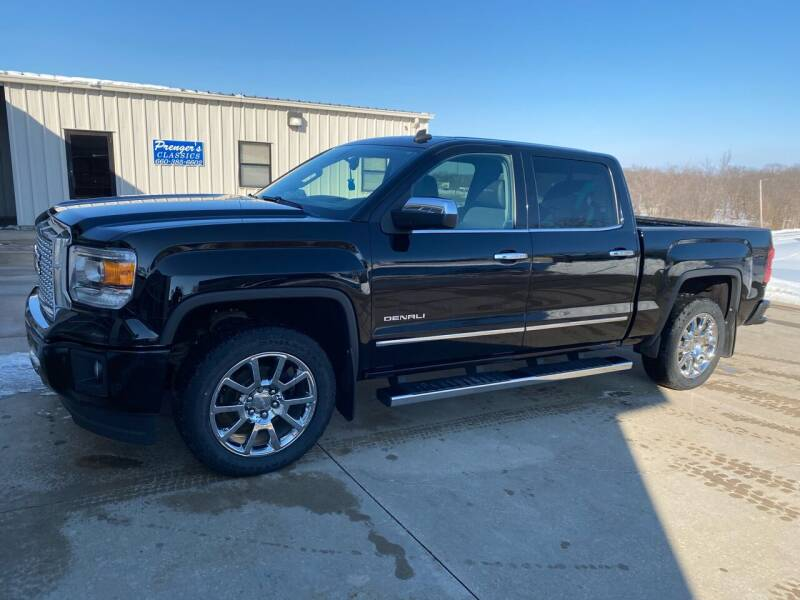 2014 GMC Sierra 1500 for sale at Prenger's Classics in Macon MO