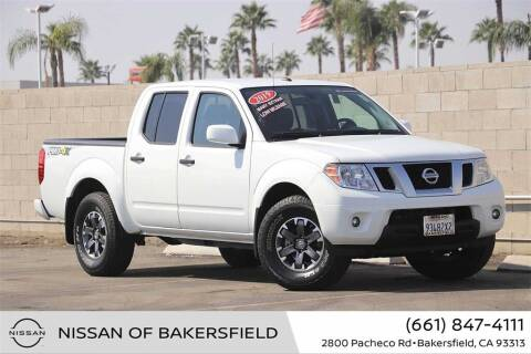 2019 Nissan Frontier for sale at Nissan of Bakersfield in Bakersfield CA