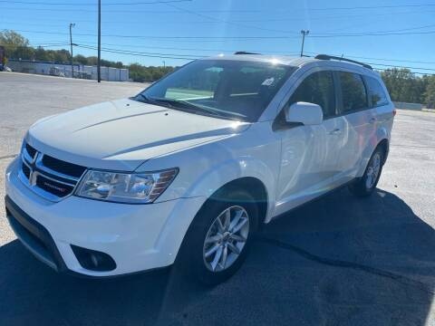 2014 Dodge Journey for sale at Penland Automotive Group in Taylors SC