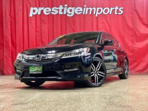 2017 Honda Accord for sale at Prestige Imports in St Charles IL