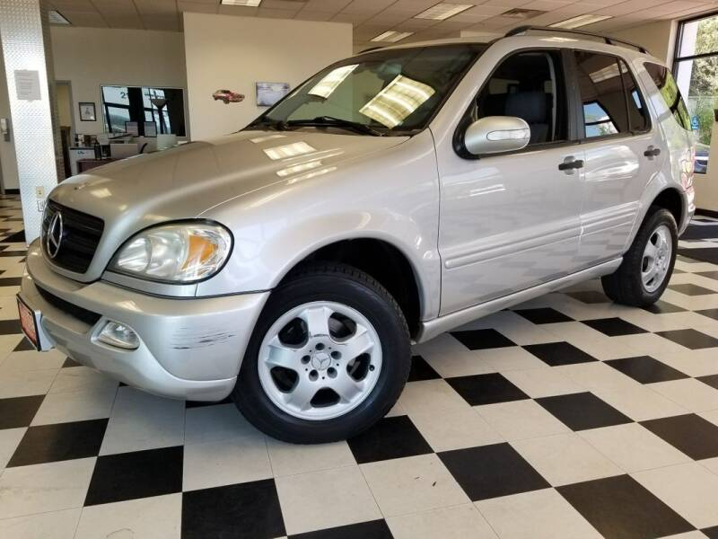 2003 Mercedes-Benz M-Class for sale at Cool Rides of Colorado Springs in Colorado Springs CO