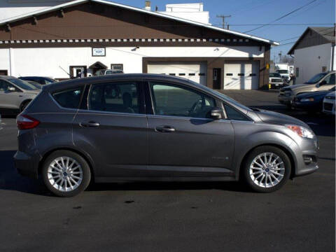 2013 Ford C-MAX Hybrid for sale at Moser Motors Of Portland in Portland IN