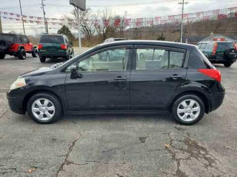 2009 Nissan Versa for sale at Knoxville Wholesale in Knoxville TN