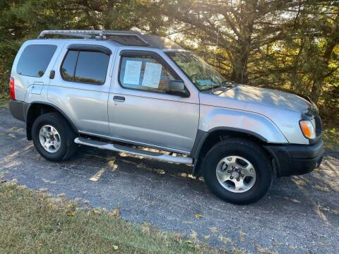 2000 Nissan Xterra for sale at Kansas Car Finder in Valley Falls KS