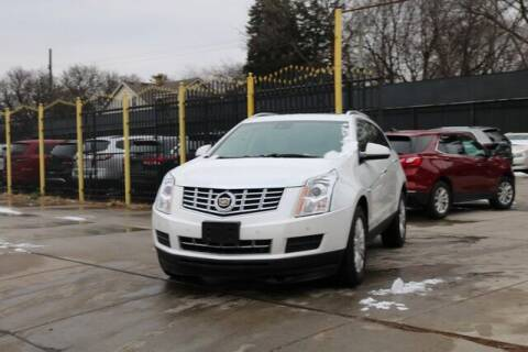 2013 Cadillac SRX for sale at F & M AUTO SALES in Detroit MI