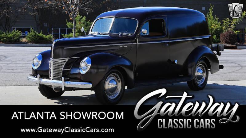 1940 Ford Deluxe for sale in Alpharetta, GA
