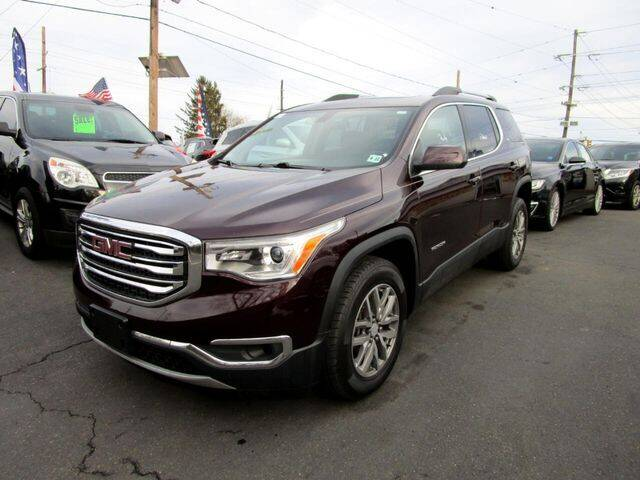 2017 GMC Acadia for sale at American Auto Group Now in Maple Shade NJ