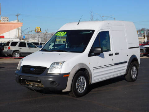 2012 Ford Transit Connect for sale at Terry Halbert Auto Sales in Yukon OK