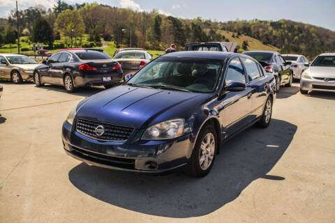 2005 Nissan Altima for sale at CarUnder10k in Dayton TN