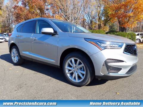 2021 Acura RDX for sale at Precision Acura of Princeton in Lawrenceville NJ