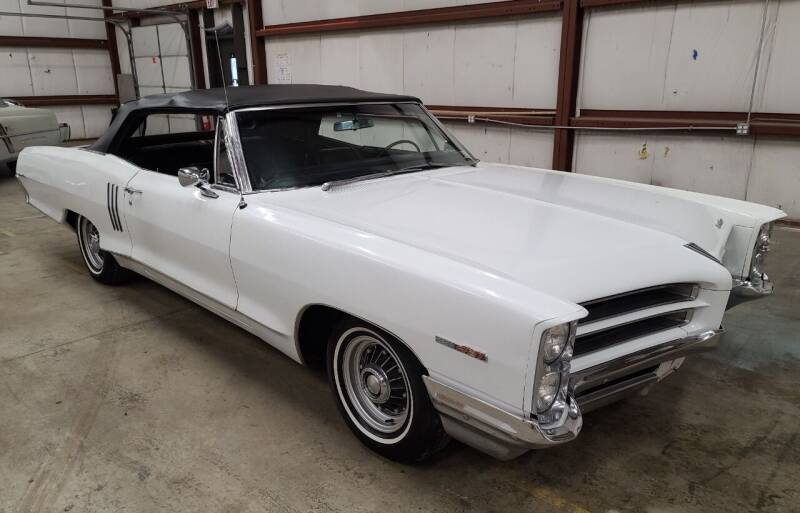 1966 Pontiac Catalina for sale at MILFORD AUTO SALES INC in Hopedale MA