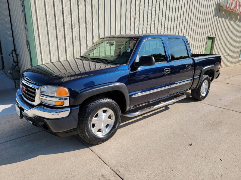 2005 GMC Sierra 1500 for sale at De Anda Auto Sales in Storm Lake IA