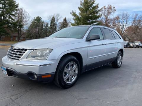 2004 Chrysler Pacifica for sale at Northstar Auto Sales LLC in Ham Lake MN