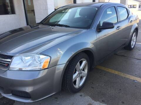 2013 Dodge Avenger for sale at Great Lakes Auto Import in Holland MI