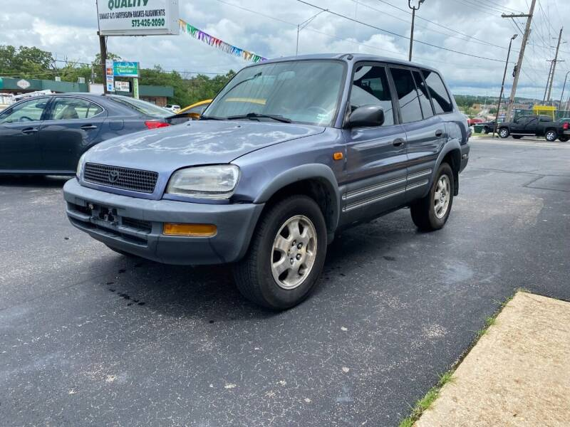 1997 Toyota RAV4 for sale at Robbie's Auto Sales and Complete Auto Repair in Rolla MO