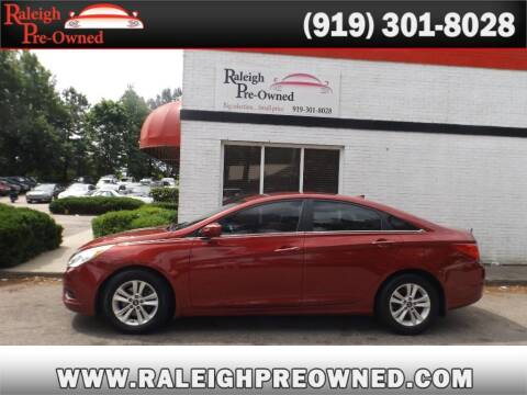 2012 Hyundai Sonata for sale at Raleigh Pre-Owned in Raleigh NC