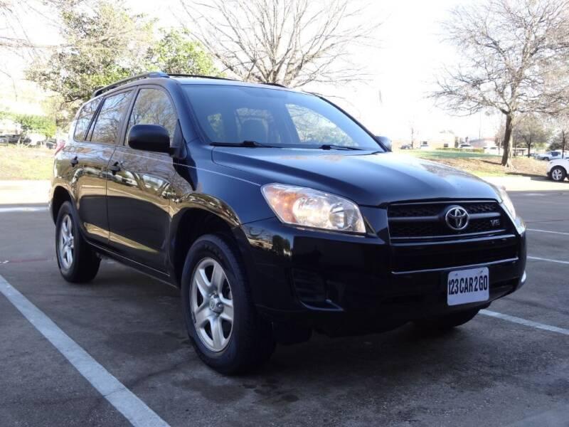 2010 Toyota RAV4 for sale at 123 Car 2 Go LLC in Dallas TX