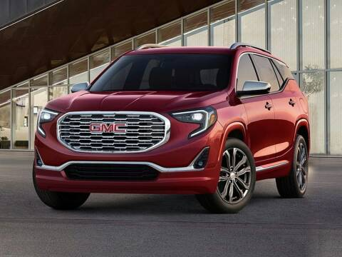 2018 GMC Terrain for sale at Mercedes-Benz of North Olmsted in North Olmstead OH