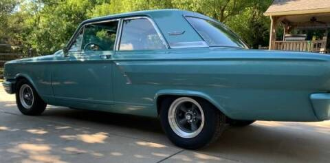 1964 Ford Fairlane 500 for sale at Classic Car Deals in Cadillac MI